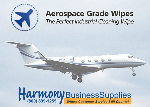 Aerospace Grade Wipes