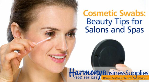 Cosmetic Swabs: Beauty Tips for Salons and Spas