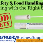 Food Safety & Food Handling Swabs- (1)