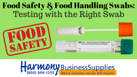 Food Safety & Food Handling Swabs- (1)
