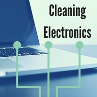 Presaturated Wipes Cleaning Electronics