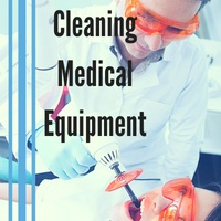 Presaturated Wipes Cleaning Medical Equipment