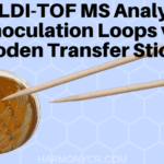 MALDI-TOF MS Analysis: Inoculation Loops vs Wooden Transfer Sticks?