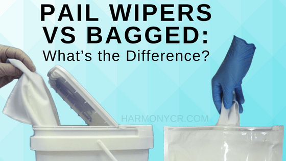 Pail Wipers vs Bagged: What's the Difference?