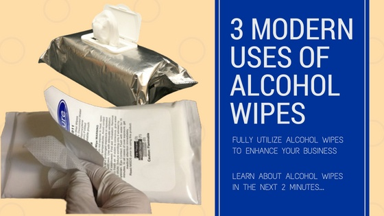 3 Modern Uses of Alcohol Wipes