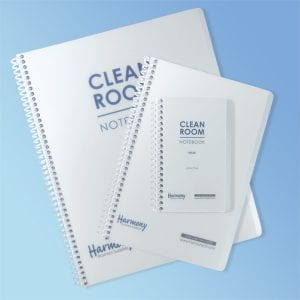 Cleanroom Notebooks