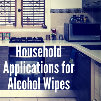 Household Applications for Alcohol Wipes