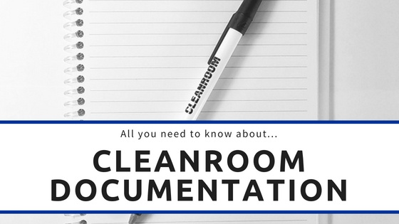 cleanroom documentation