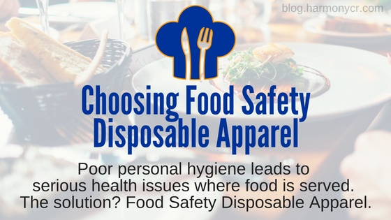 How Do You Choose The Best Food Safety Disposable Apparel?