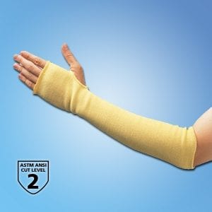 Cut resistant sleeves. Kevlar Sleeves. Protection from scrapes, cuts, and minor heats and burns.