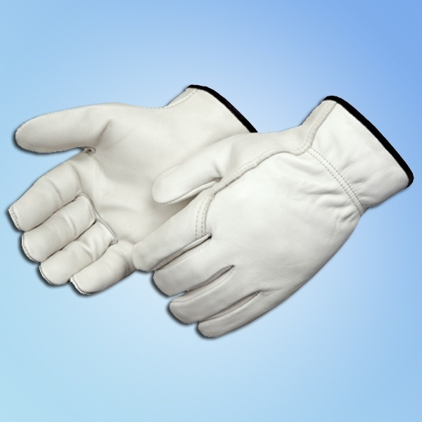 Cowhide Leather Driver's Gloves