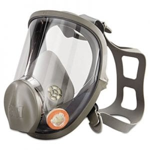3M Full-Face Reusable Respirator