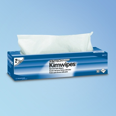 Kimtech 34721 2-Ply Science Wipes