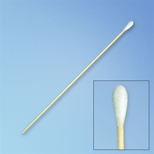 Puritan Sterile Calcium Alginate Swab, Wood shaft, 1000/cs