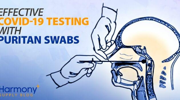puritan covid-19 testing swab
