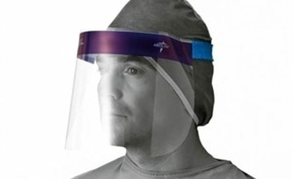 surgery face shield