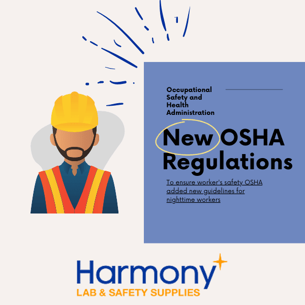 osha regulate nighttime workers