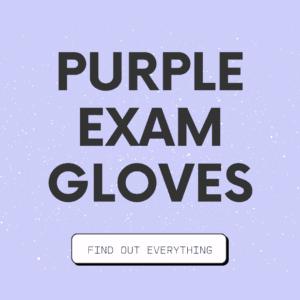 purple-exam-gloves